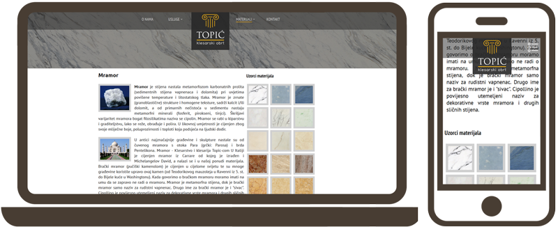 Project - Stone masonry Topic